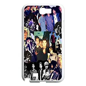 JenneySt Phone CaseCool 5sos And Pattern For Samsung Galaxy Note 2 Case -CASE-8