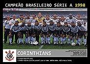 Pôster A4 - Corinthians Campeão Brasileiro - 1998