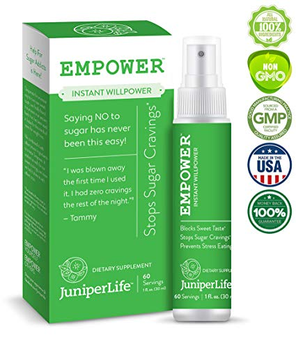 Empower Cravings Immediately Suppressant Addiction product image