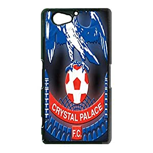 Fashionable Logo Crystal Palace FC Phone Case Cover for Sony Xperia Z2 Compact / Z2 mini