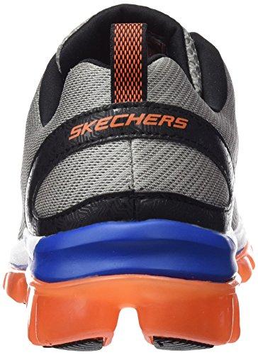 Grigio Skech 0 Gravity zero Tennis Uomo Scarpe air Skechers lgor 2 Da TRFFA