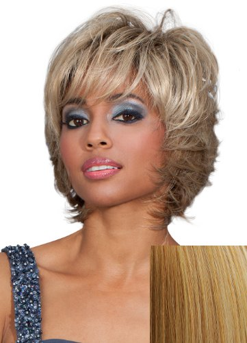 BOBBI BOSS Escara Maximum Style and Performance Wig - B180 Delia (Butter Scotch)