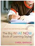 The Big What Now Book of Learning Styles: A Fresh and Demystifying Approach