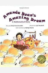 Amanda Bean's Amazing Dream (Marilyn Burns Brainy Day Books) Hardcover