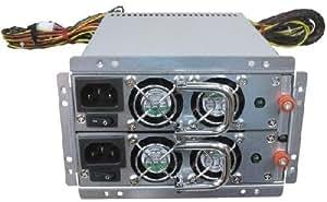 Cablematic - Fuente de alimentación redundante 2x550W ATX