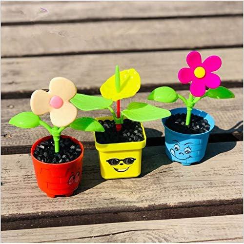 ANNIUP 9-piece Garden Watering Simulation Toys,Plastic Childrens Toys Gardening Toys for Kids Children Boys Girls