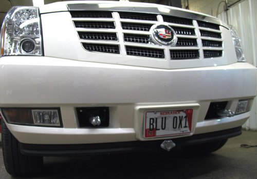 Blue Ox BX1986 Baseplate Dodge 1500 Pickup