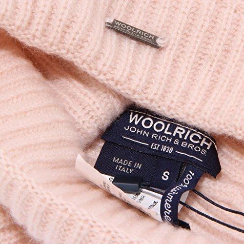 Girl Cashmere Cuffia Kid Hat Pink 1040w Woolrich Rosa Bimba wUqYPRp