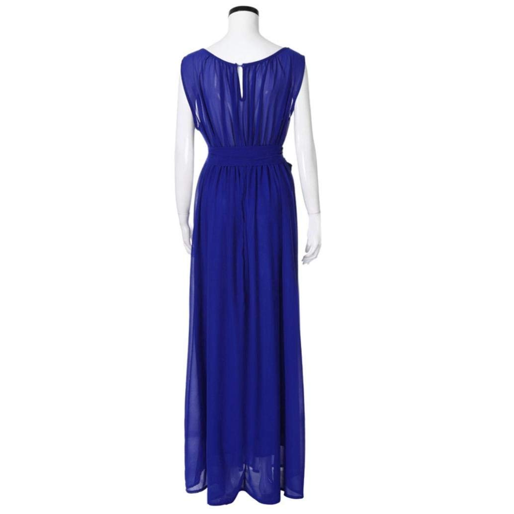 dc1fe30d8520e Voberry@ Women's Dress Pregnant, Chiffon Maternity Gown Sleeve Photography  Evening Party Long Maxi Dress: Amazon.in: Clothing & Accessories