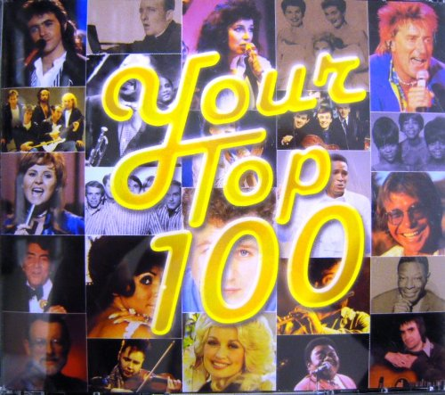 Price comparison product image Your Top 100 (5 Disc Box Set) Readers Digest