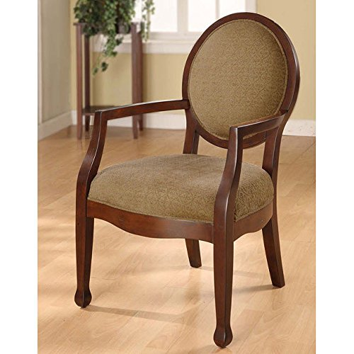 Metro Oval Dining Table (Metro Shop Oval-back Fern Arm)
