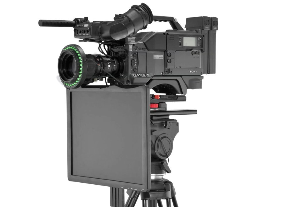 uc-17 underカメラDirect View Teleprompter   B01KN5VOK6