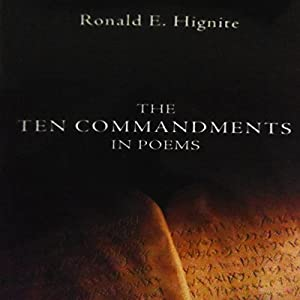 The Ten Commandments in Poems Audiobook
