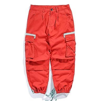 Aelfric Eden - Pantalones de chándal para Hombre con Correa al ...