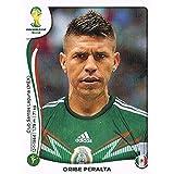 FIFA World Cup 2014 Arnold Peralta Sticker No.402