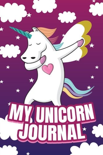 My Unicorn Journal: 6x9 Blank Lined Journals To Write In V43