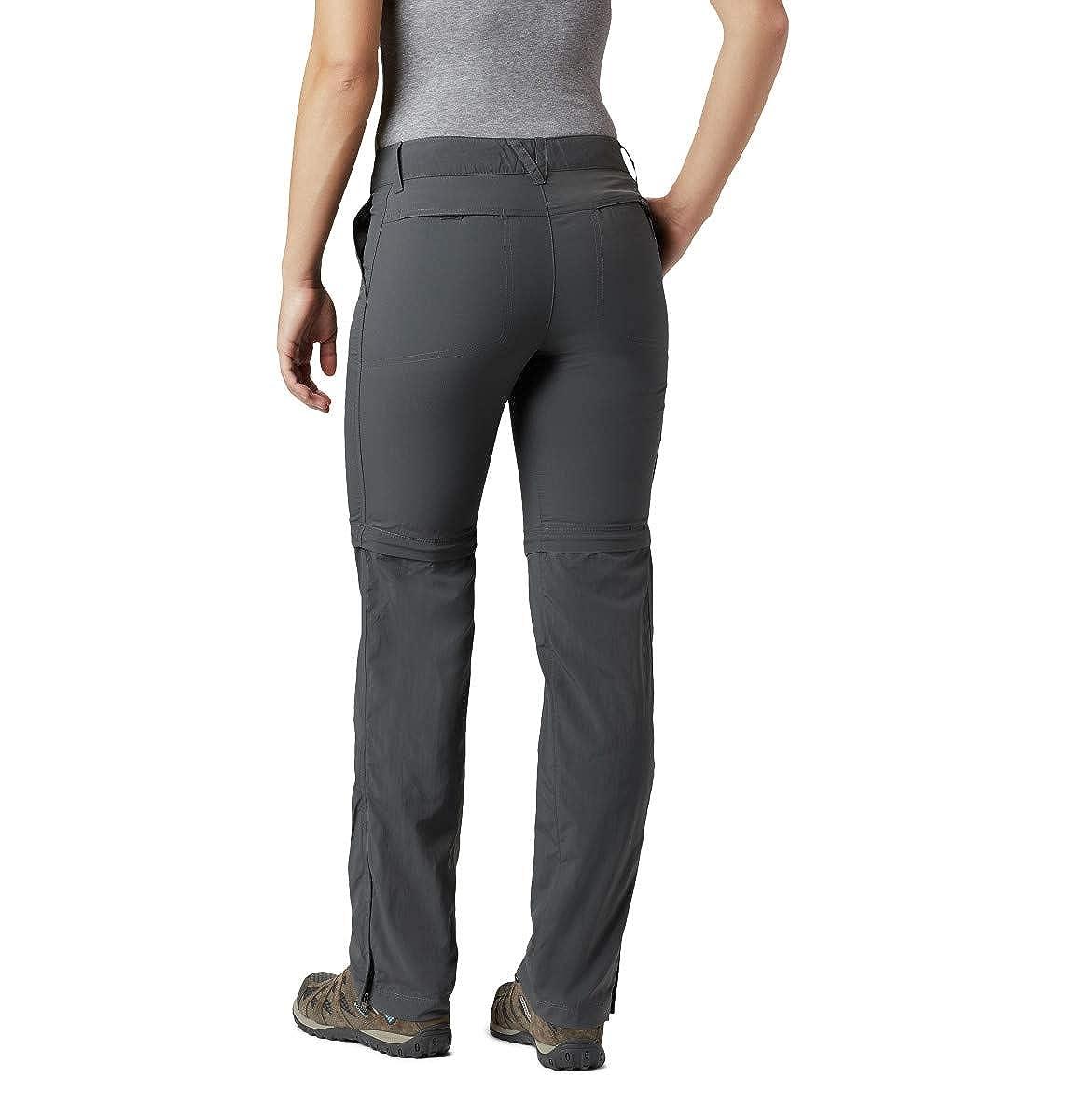 6 Regular Grill Columbia Womens Silver Ridge 2.0 Convertible Pant