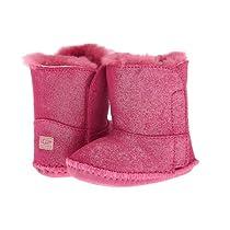 UGG - Girls Cassie Glitter Boot - Fuchsia