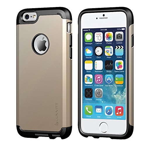 iPhone LUVVITT Ultra Absorbing Metallic product image