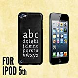 Vintage ABC Chalkboard Custom made Case/Cover/skin FOR iPod - Best Reviews Guide