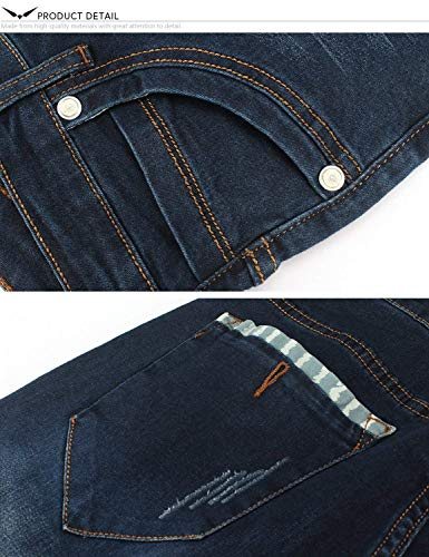 color Size Slim Pantaloni Skinny Youth 27 Dh8058 Jeans 30l Mens Pants Stretch Series 1 Denim Pencil Confortevole Vintage Abbigliamento Fit tTTq6Ox