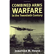 Combined Arms Warfare-20th Cent(pb