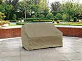 Modern Leisure Heavy Duty Patio Love Seat Cover