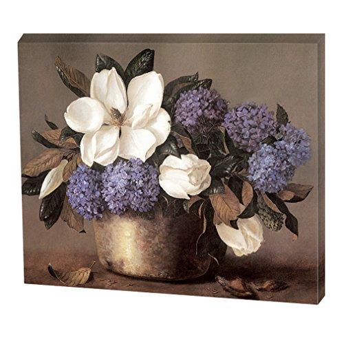 Vintage Magnolia Blossom Paintings Decoration