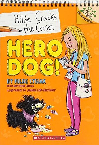 Scoop Case Pet (Hero Dog!: A Branches Book (Hilde Cracks the Case #1))