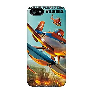 Shock Absorption Hard Phone Covers For Iphone 5/5s With Allow Personal Design Realistic Cartoon Movie 2014 Skin PhilHolmes
