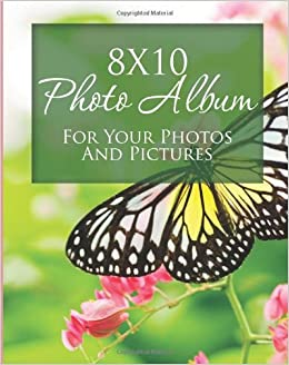 8x10 Photo Album For Your Photos And Pictures Speedy Publishing