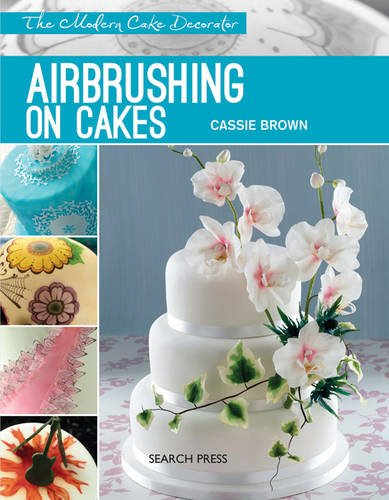 Airbrushing Cakes Modern Cake Decorator product image