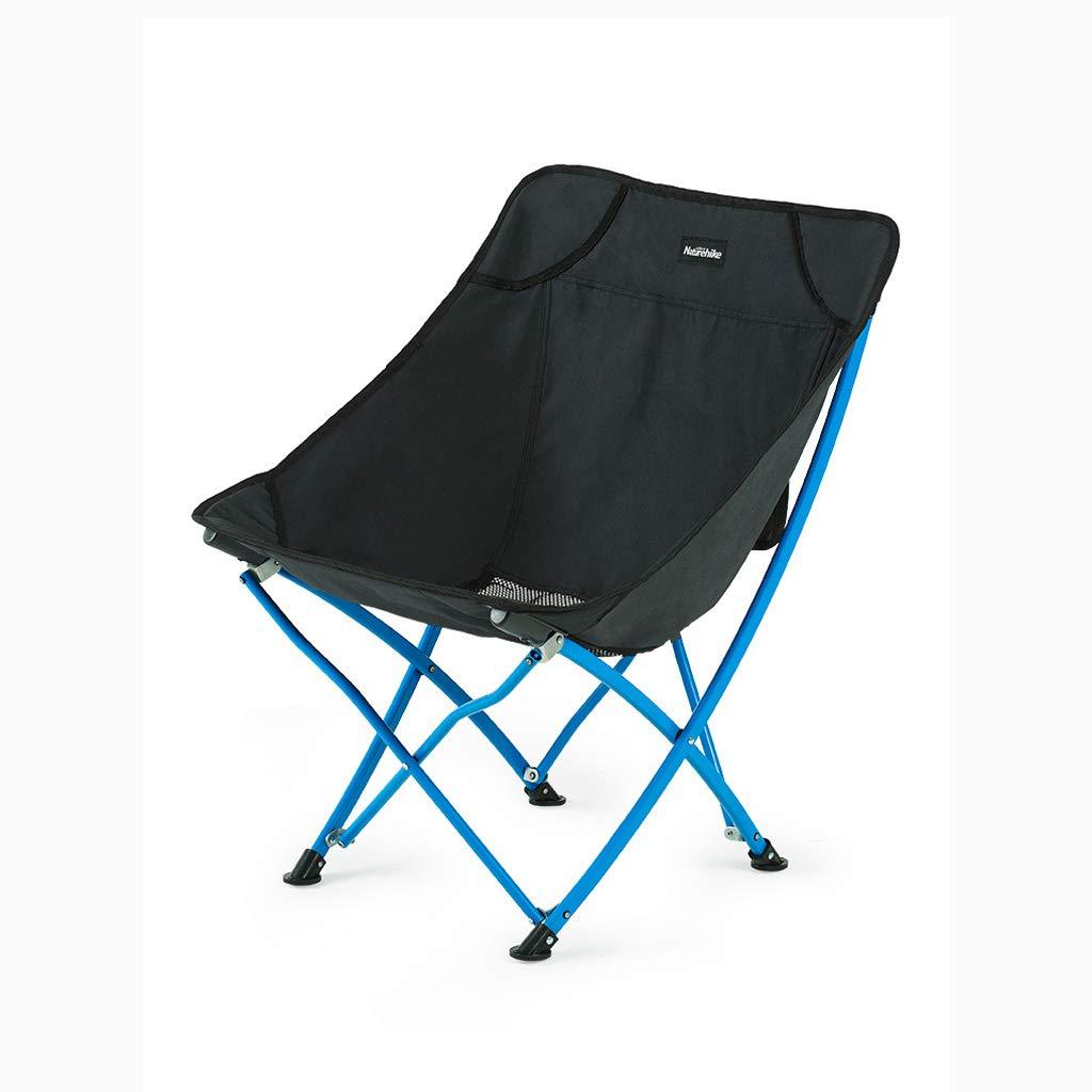 KTYXDE 椅子アウトドアレジャー折りたたみチェアポータブルスツールビーチキャンプ釣りスツール27×70センチ 折りたたみ椅子   B07PNZB57P