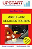 Mobile Auto Detailing Business