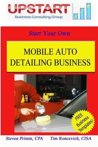 mobile detailing business - 1