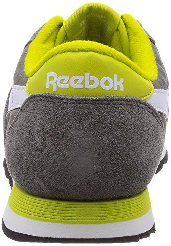 Reebok - Classic Nylon RS - V66930 - Color: Gris - Size: 43.0