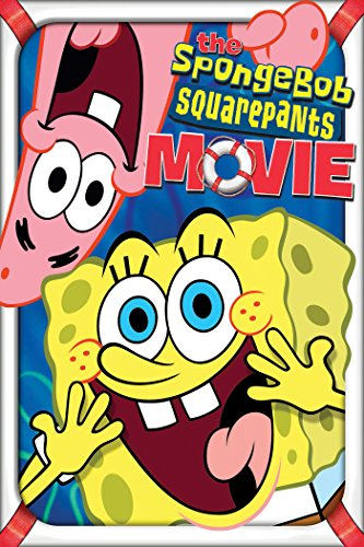 DVD : The SpongeBob SquarePants Movie
