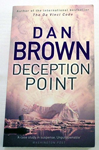 Book cover for Deception Point