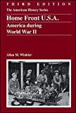 Home Front U. S. A., Allan M. Winkler, 0882952862