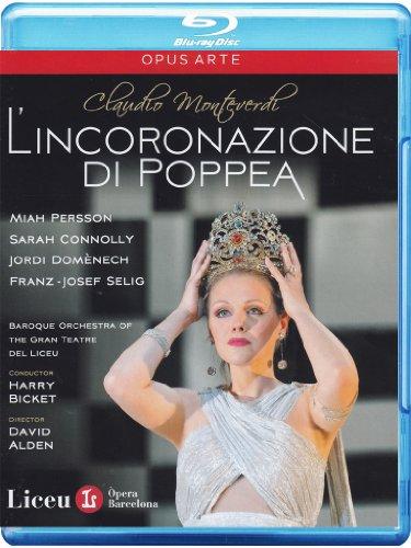 Jordi Domenech - L\'incoronazione Di Poppea (Blu-ray)