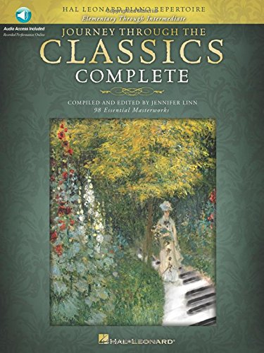 Download Journey Through the Classics Complete: Includes Demo Recordings of Each Piece PDF