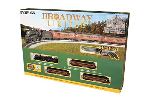 Review Bachmann the Broadway Ready-to-Run
