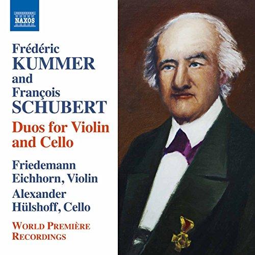 Kummer & Schubert: Duos for Violin & ()