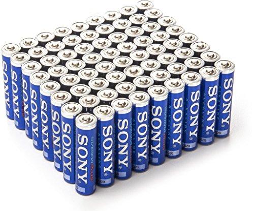 INA(R) PLUS Alkaline Bulk Batteries (AAA; 72 pk) ()