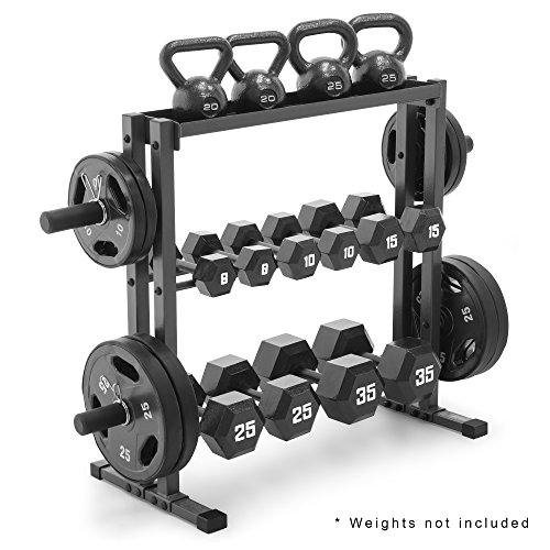 Free Weights Storage: Marcy Combo Weights Storage Rack For Dumbbells