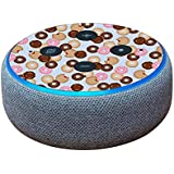 MightySkins Skin for Amazon Echo Dot (3rd Gen) - Donut Binge | Protective, Durable, and Unique Vinyl Decal wrap Cover | Easy to Apply, Remove, and Change Styles | Made in The USA