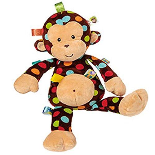 Taggies Big Dazzle Dots Monkey by Mary Meyer - 39314