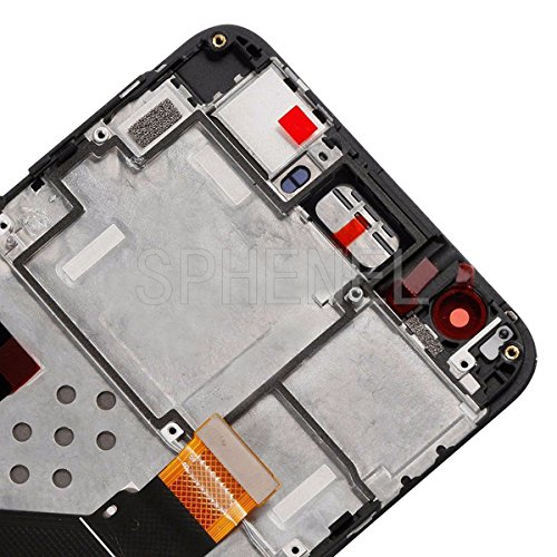 SPHENEL LCD Display And Digitizer Touch Screen Assembly With Screen Frame For Huawei Google Nexus 6P H1511 H1512 (With Frame) by SPHENEL (Image #3)