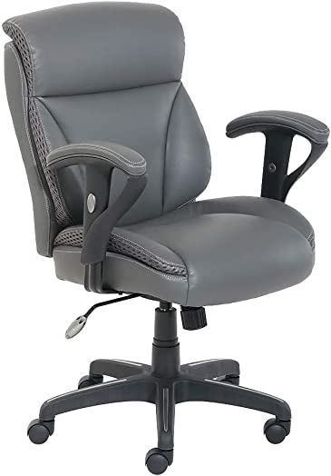 Dormeo C200 Leather Task Chair