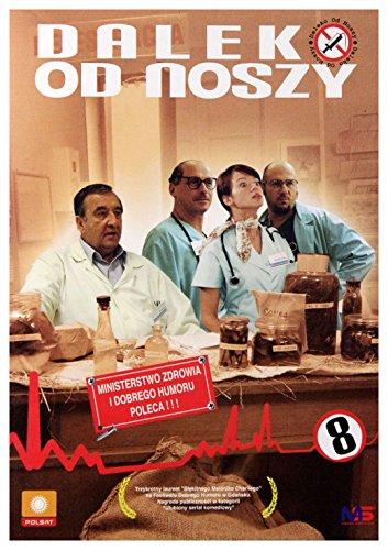 Daleko od noszy [DVD] [Territory Free] (IMPORT) (No English version)